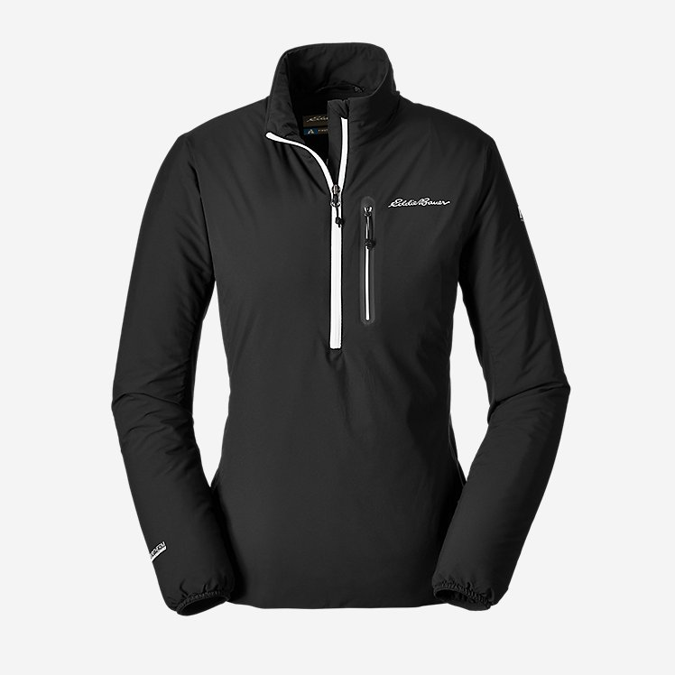 Women's EverTherm® Down Stretch 1/2-Zip large version