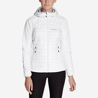 Thumbnail View 1 - Women's IgniteLite Reversible Hooded Jacket