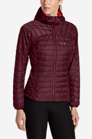 Women's IgniteLite Reversible Hooded Jacket