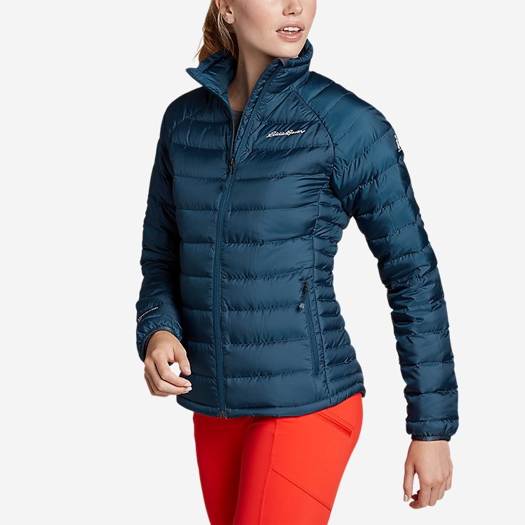 Eddie Bauer Womens First Ascent Downlight Jacket