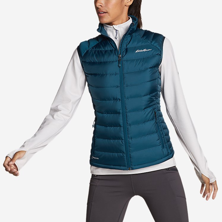 Women's Downlight® StormDown® Vest large version