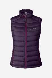 Women's Downlight StormDown Vest