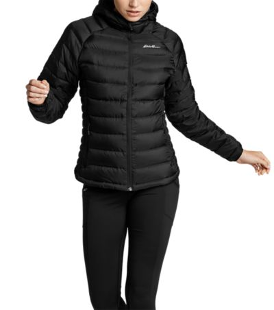 Eddie Bauer Downlight Stormdown 800 Fill Women/'s Jacket
