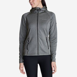 Thumbnail View 1 - Women's High Route Fleece Hoodie