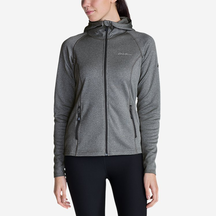 Women's High Route Fleece Hoodie large version