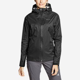 Thumbnail View 1 - Women's Cloud Cap Lightweight Rain Jacket