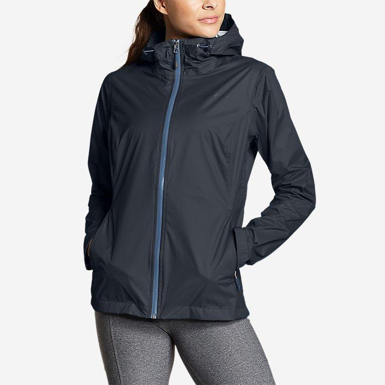 Women's Cloud Cap Rain Jacket large version